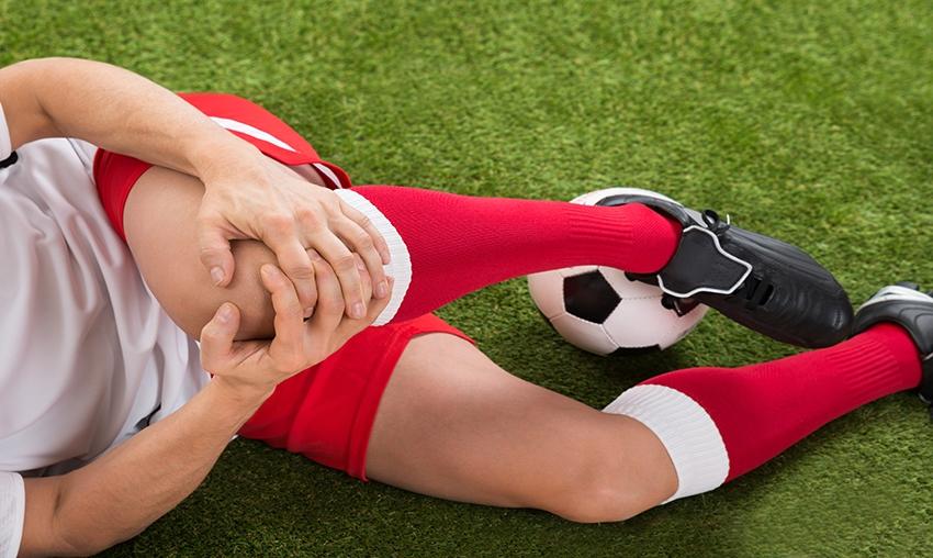 riesgo práctica de deporte