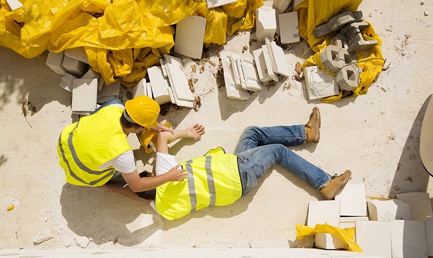 Seguro accidente trabajador